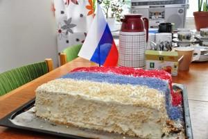 День России в Карлсвике