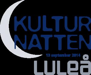 13 september Välkommen till Kulturnatten i Luleå!