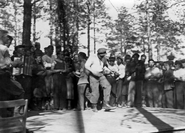 8 мая Открытие Места Памяти «Карлсвик»