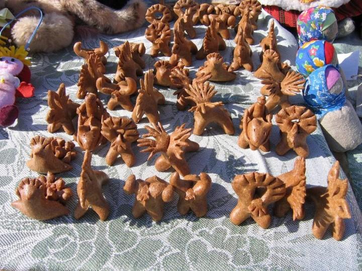 22 декабря Мастер- класс «Рождественские козули»