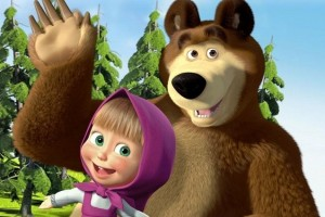 Masha och björn