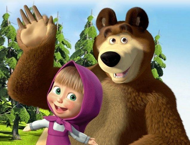 1 мая Представление кукольного театра «Маша и Медведь»