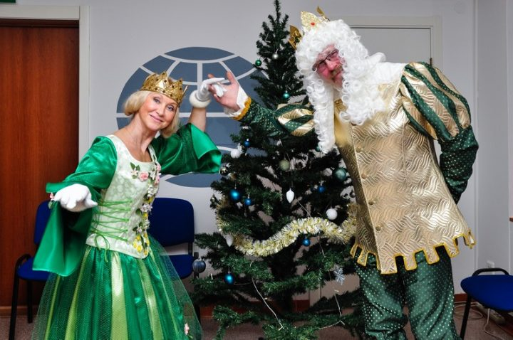 «Спутник» отпраздновал Рождество 2018