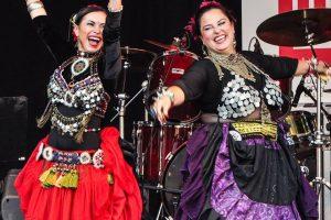 4 maj Dansföreställning Den nya Odyssén