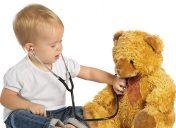 В гостях у молодых мам «Спутника» детский врач Яна Веленцей.