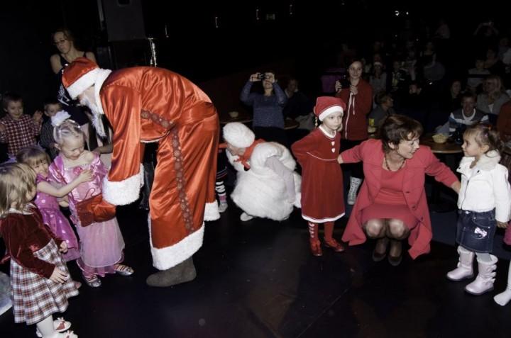 Детское новогоднее представление «Спутника»