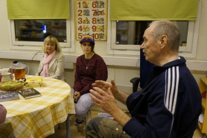 Клуб «Собеседник»: Бу Петтерссон о войне 1941-45