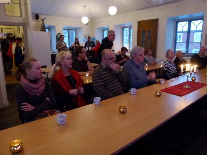 1-й адвент в Карлсвике